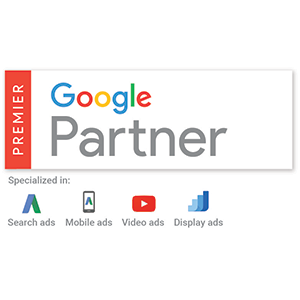 MBM is a Premier Google Partner